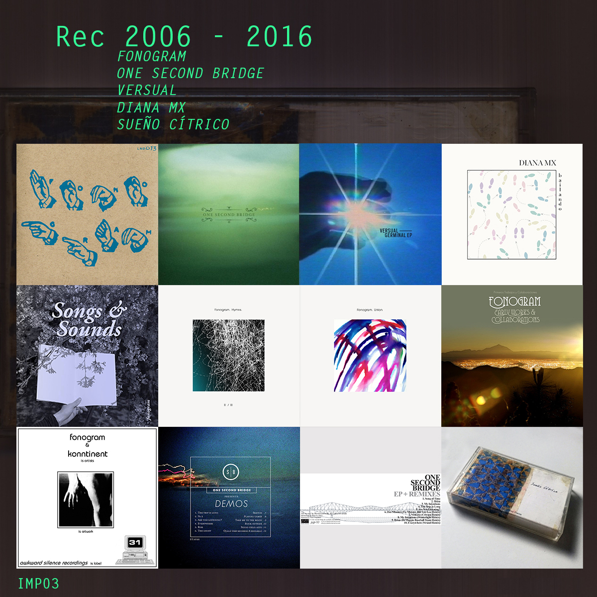 Releases 2006-2016